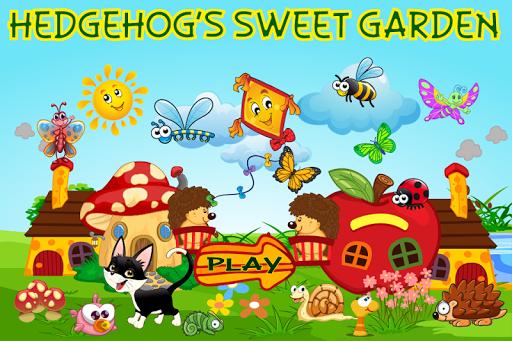 Hedgehog's Sweet Garden