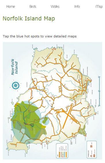 Norfolk Island Birds Android Apps On Google Play - Norfolk island map