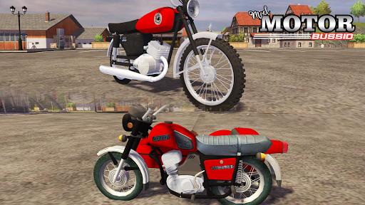 Mod Motor Bussid 1.3 screenshots 1
