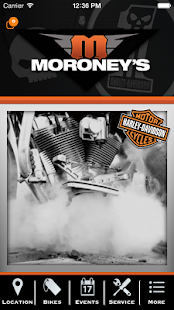 Lastest Moroney's Harley Davidson APK for Android