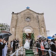 Vestuvių fotografas Alessandro Spagnolo (fotospagnolonovo). Nuotrauka 04.03.2019