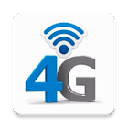 4G free internet android icon