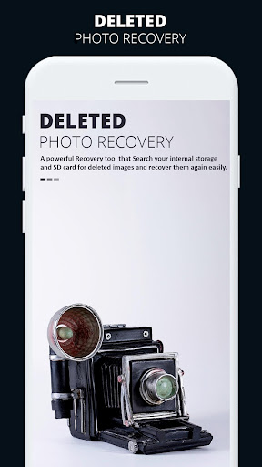 Delete Photo Recovery - Restore Video and Files ss1