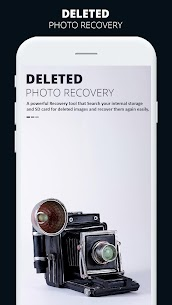 Delete Photo Recovery – Restore Video and Files 1.5 Android APK Mod 1