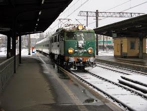 Photo: Jelenia Góra: pociąg 6620 relacji Szklarska Poręba Górna - Poznań Główny.