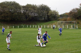 Photo: 09/10/10 v Cumnock Juniors (Scottish Junior Cup Round 1) 1-3 - contributed by Mike Latham