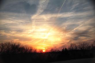 Photo: Winter Sunset
