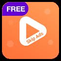 Adblock for UTube Free - Auto Skip Ads UTube icon