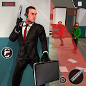 Secret Agent Stealth Spy Mission icon