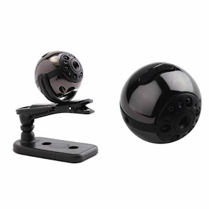 Mini camera foto-video FULL HD SQ9 cu senzor de miscare