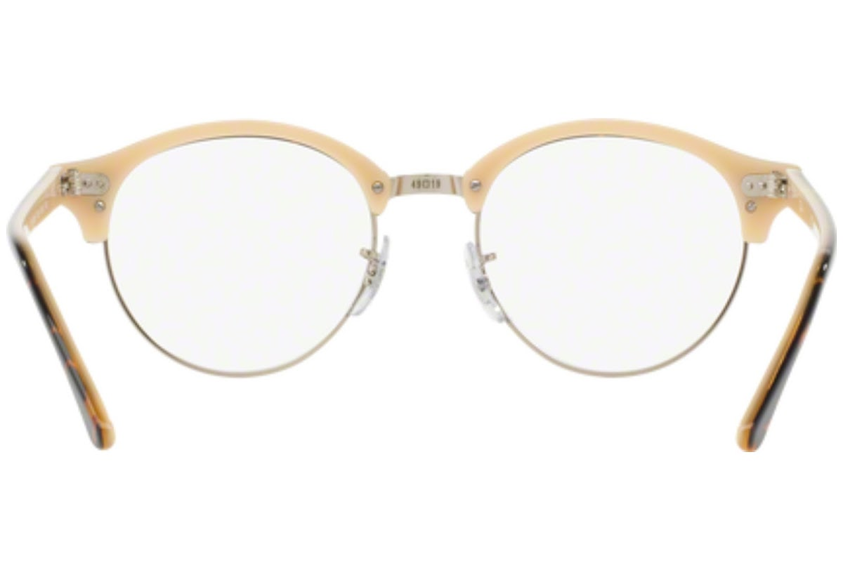 8723d2974a Buy Ray-Ban Optical Clubround RX4246V C49 5239 Frames