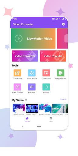 Video Converter 4.3 Screenshots 1