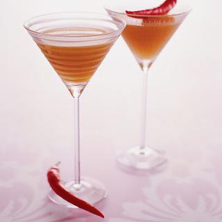 Chili Passion Martini.
