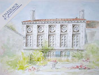 hôtel particulier à Fontenay-le-Comte (85)