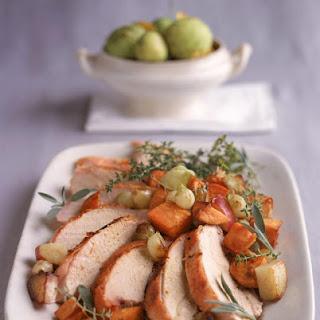 Crockpot Pork Roast Dinner