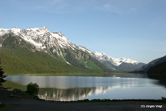 Photo: Chilkoot Lake