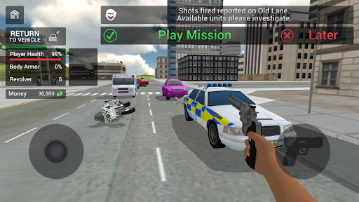 Police Car Driving - Motorbike Riding 1.07 screenshots 3