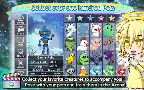 Game Gacha Studio (Anime Dress Up) APK for Windows Phone