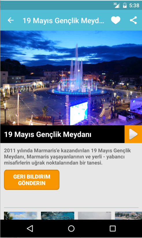 Marmaris'i İzliyorum- screenshot