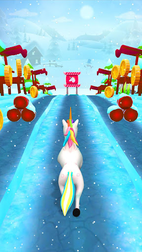 Unicorn Runner 2019 - Running Game 2.4 screenshots 1