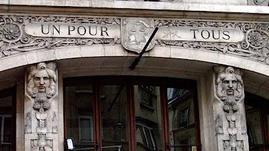 Photo: Syndicat de l'Epicerie française, rue du Renard