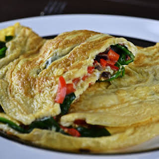 Paleo Omelette.