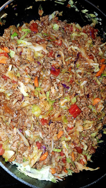 Spanish Style Cabbage Recipe