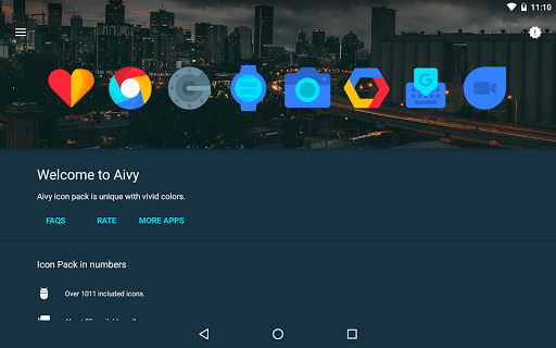 Aivy - Icon Pack  screenshots 10
