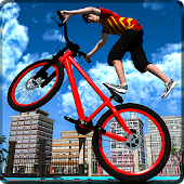 BMX Freestyle Stunts