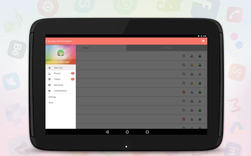 App Lock and Gallery Vault Pro screenshot 9