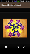 Rangoli Designs Latest - screenshot thumbnail 08