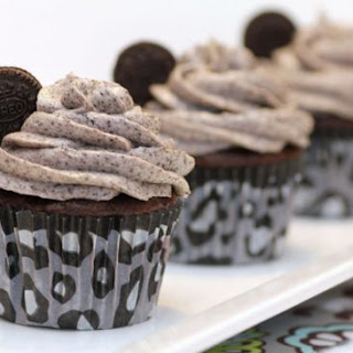 Oreo Cupcakes With Cake Mix Recipes.