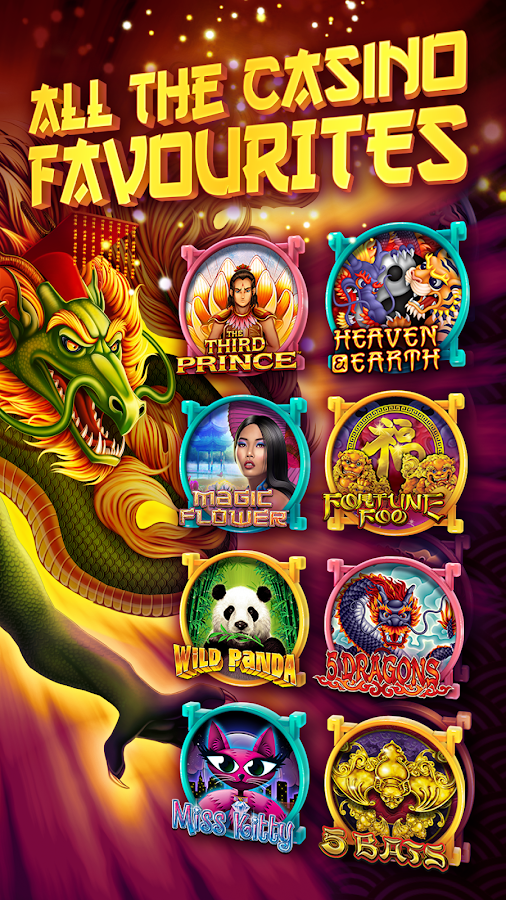 FaFaFa™ Gold: Free slot machines casino - Android Apps on