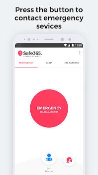 Family locator Safe365