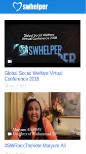 Social Work Helper - náhled