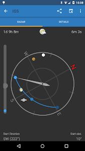 ISS Detector Satellite Tracker v2.01.94 (Extensions Unlocked)