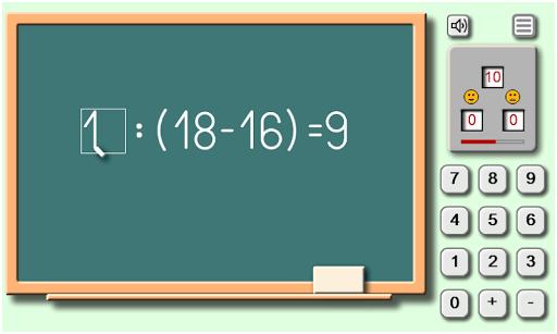 Math on chalkboard 2.1.2 de.gamequotes.net 1