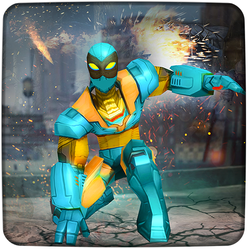 Superhero Rescue City Squad: Superhero Crazy Stunt