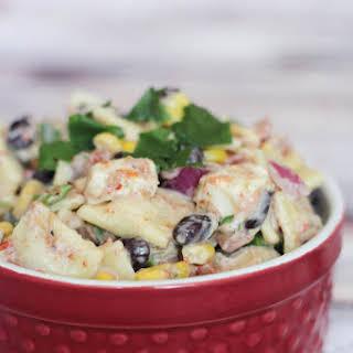 Mexican Tortellini Salad.