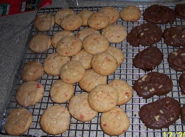 Cherry Coconut Cookies Recipe