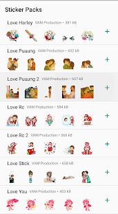 Download Love Couple Sticker WhatsApp For PC Windows and Mac apk screenshot 1