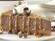 Chocolate Caramel Cheesecake To Die For Recipe