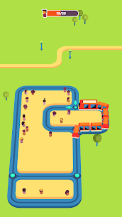 Train Taxi MOD APK (Unlimited Money) 5