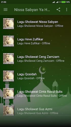 Download Lagu Ya Habibal Qolbi – Nissa Sabyan Offline APK