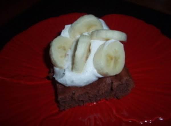 Banana Chocolate Pudding Cake