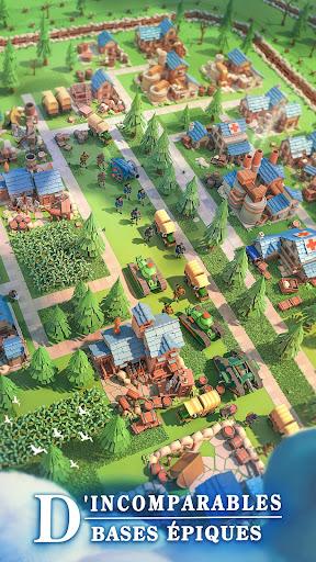 Game of Trenches: Le MMO STR 1re Guerre mondiale  captures d'écran 1