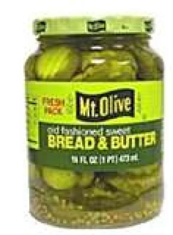 Bread N Butter Pickles