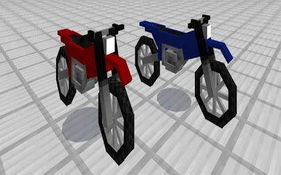 Motobike Mod for MCPE Addon APK screenshot thumbnail 2