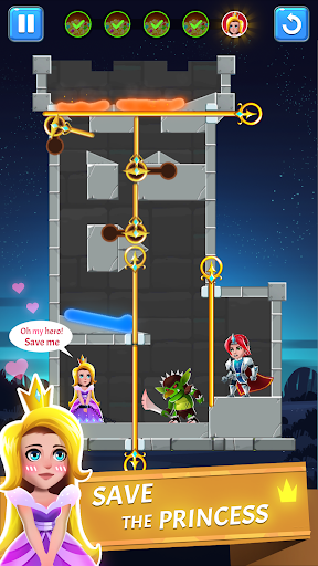 Hero Rescue screenshot 4