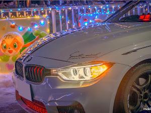3シリーズ セダン  F30 320i sportsのカスタム事例画像 mokhaさんの2018年12月16日00:42の投稿